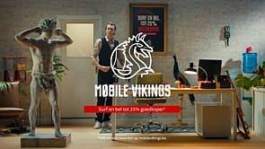 MOBILE VIKINGS EFFE CHECKEN NL45s
